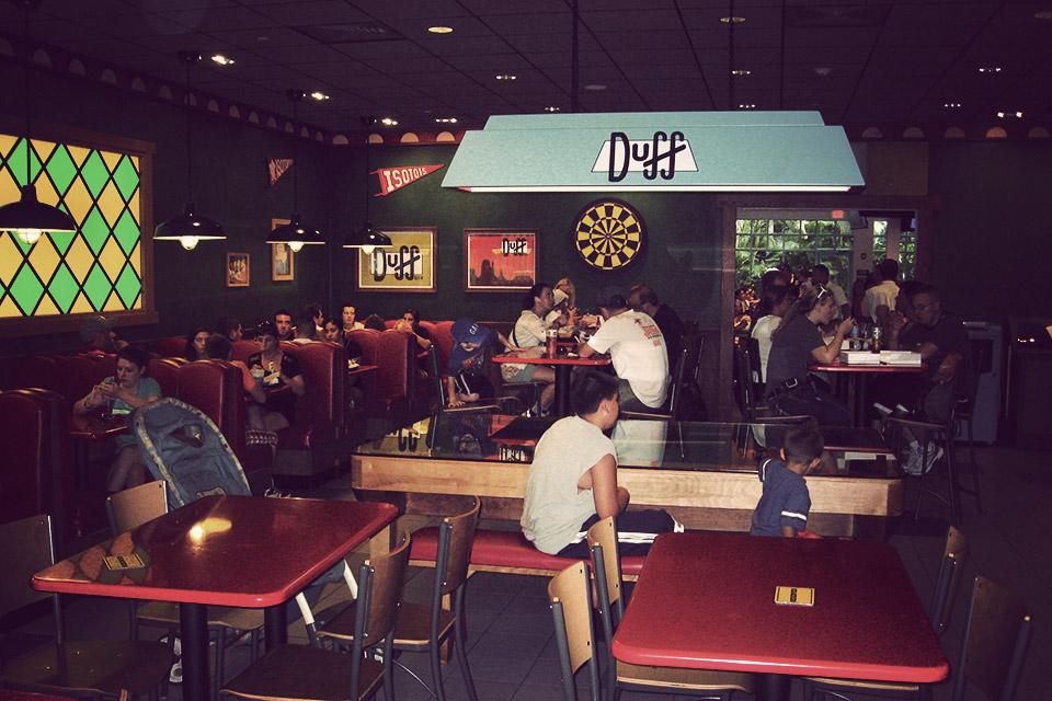Big Moes Diner >> Big Kahuna Burger (And other fictional restaurants you wish were real)? - NeoGAF