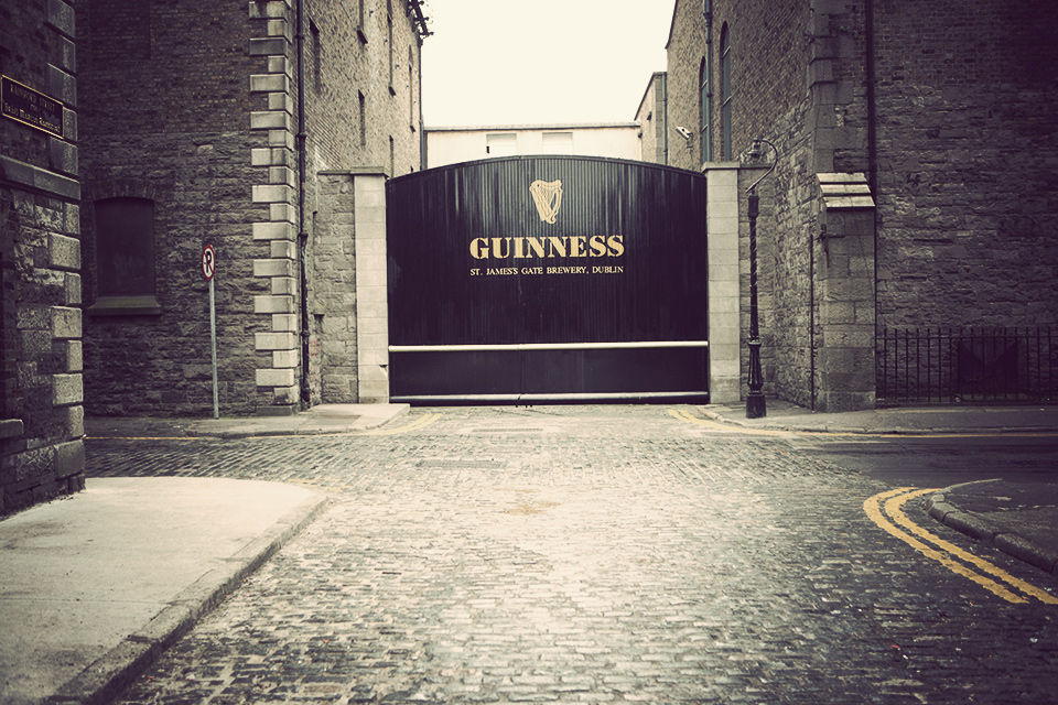 how to order a guinness in ireland