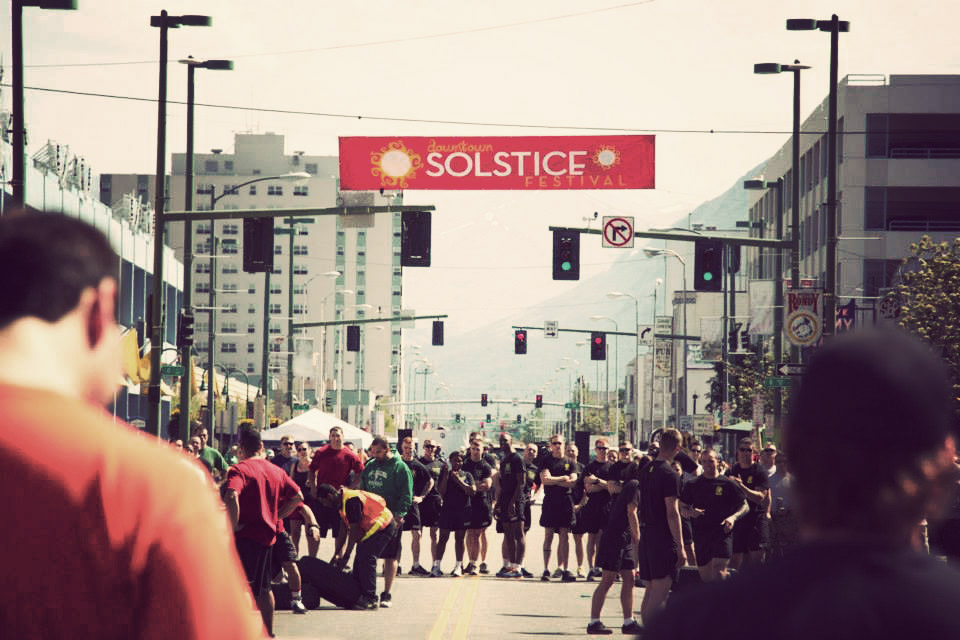 Anchorage Summer Solstice Festival